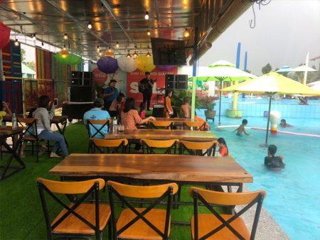 Dù Che Quán Cafe tại Bình Dương Giá Rẻ