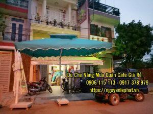 Bán Ô Dù Che Nắng Mưa Quán Cafe Đẹp tại Quận Thủ Đức Giá Rẻ