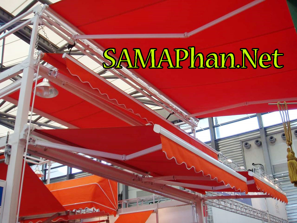 Báo giá mái hiên di động quay tay giá bao nhiêu tại SAMA Phan