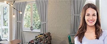mẫu rèm cửa cho phòng khách đẹp nhất | Rèm cửa, Rèm