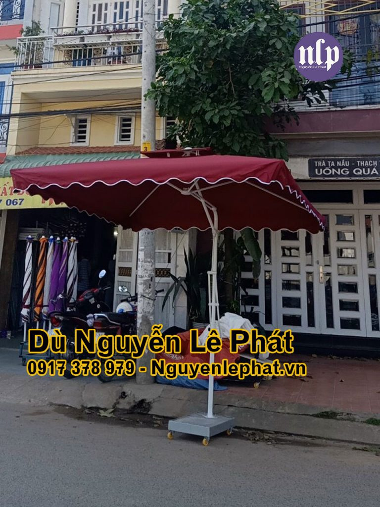 Mẫu Ô Dù Cho Quán Cà Phê-Cafe Giá Rẻ Mua Ở Đâu