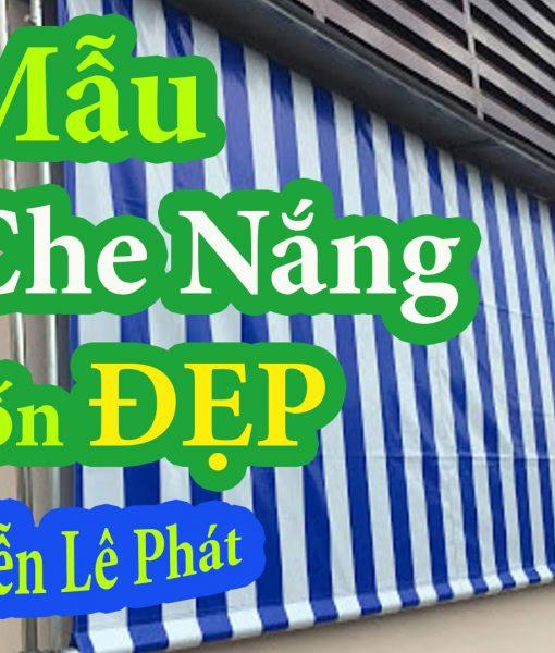 Bạt Che Nắng Mưa Tự Cuốn tại Tây Ninh