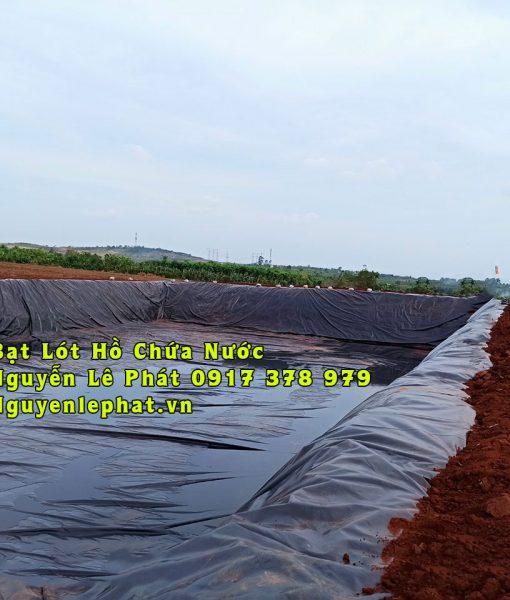 Bạt Lót Hồ Chứa Nước Nuôi Cá Ốc Đồng Nai