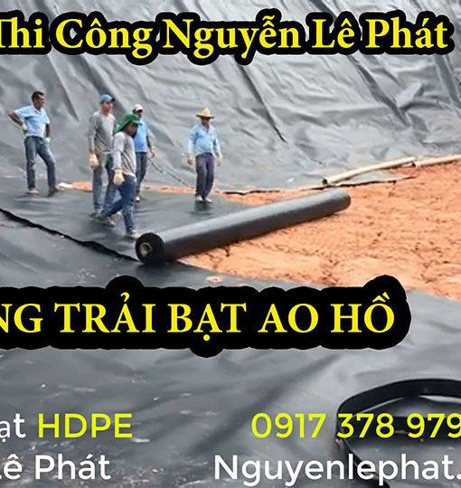 Bạt lót hồ nuôi cá đồng Nai