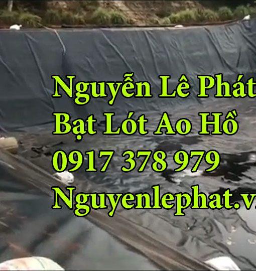 Bạt lót ao hồ Đồng Nai